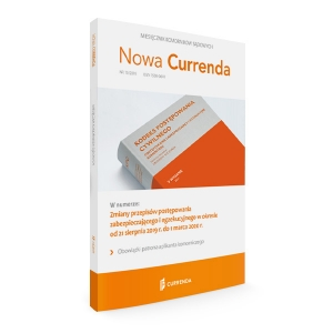 Nowa Currenda 10/2019
