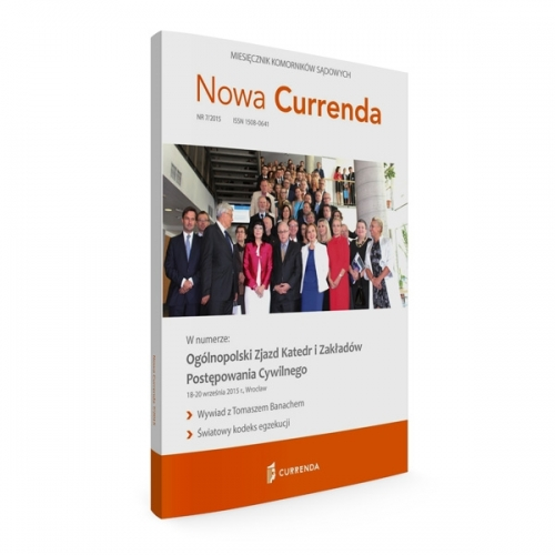Nowa Currenda 7/2015